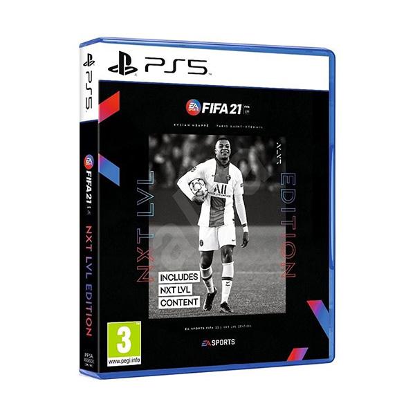 FIFA 21 NXT LVL Edition - PS5 - فروشگاه PsParsi