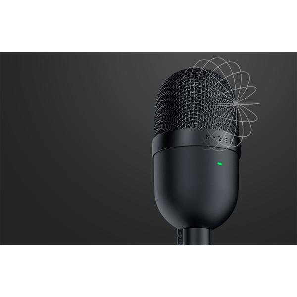 خرید میکروفون مشکی Razer Seiren Mini