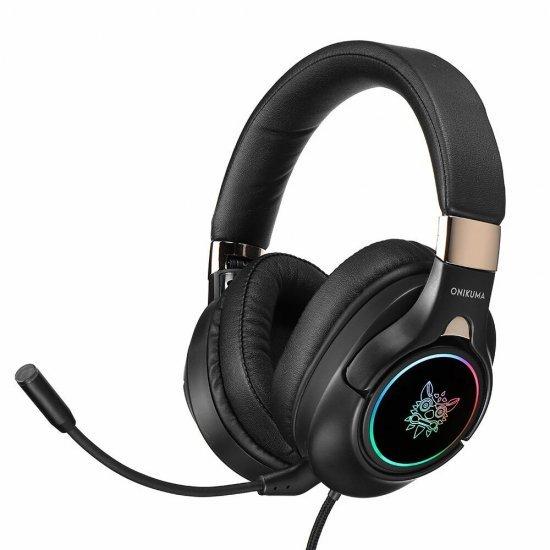 ONIKUMA K15 Gaming Headset Hedaset